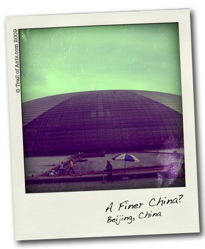 A Finer China