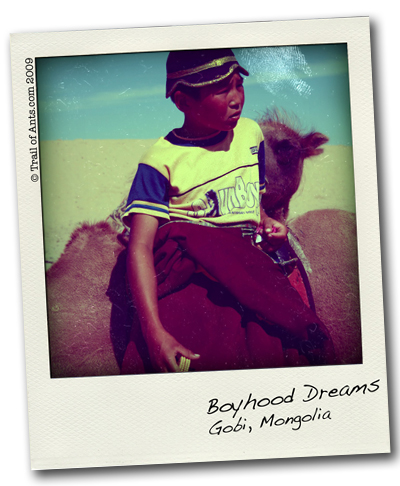 A Boyhood Dream