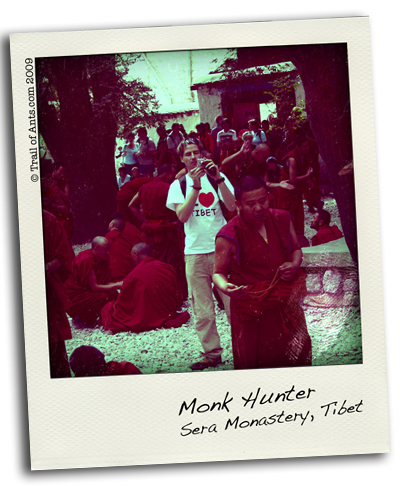 Monk Hunter
