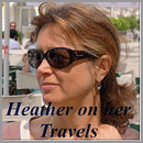 Heather on her Travels Podcast