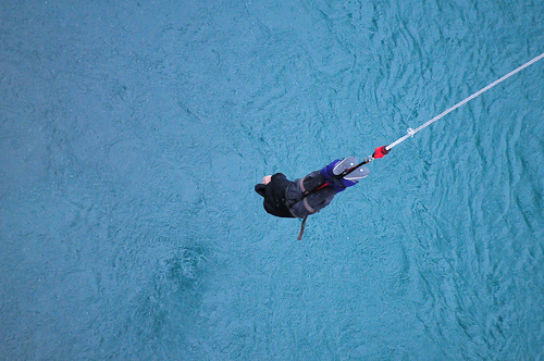 The Cost of Bungy Jumping